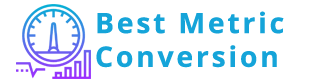 Best Metric Conversion
