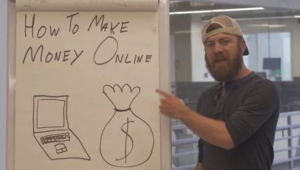 """FREE TRAINING: """"How to Earn a 6-Figure Side-Income Online"""""""