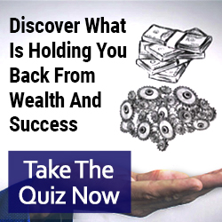 "<b>Total Money Magnetism</b> ""Unlock Your Millionaire Brain"""